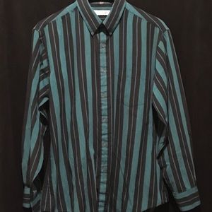 Other - Classic Striped Bryan Marc Button up